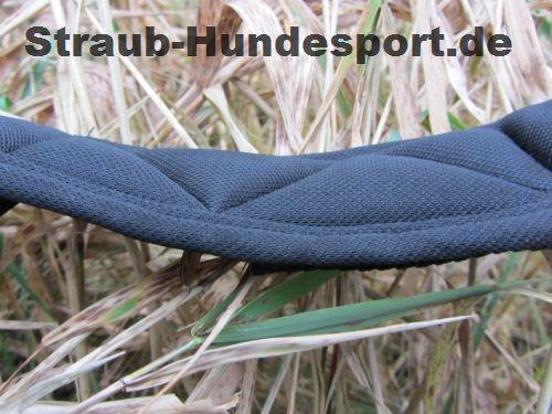 Hetzhalsband - extrem breit und extrem weich