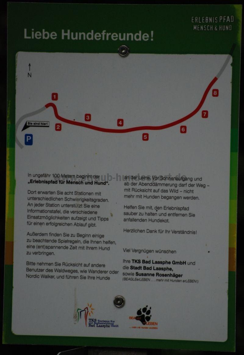 Hunderlebnispfad Straub-Hundesport