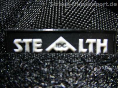 Das Logo der Stealth Reihe von Julius-K9