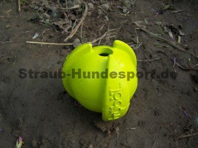 der Tryball - von Straub-Hundesport getestet und für absolut hundetauglich befunden